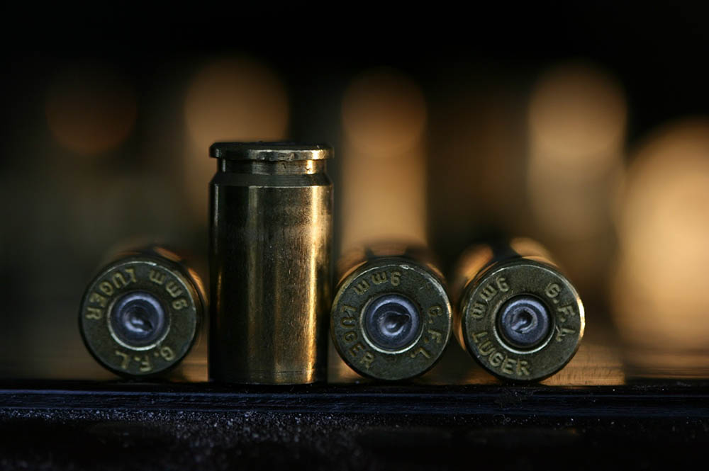 Generációváltás - A golyó