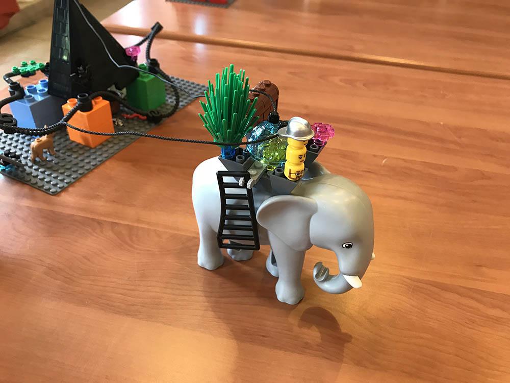 Lego Serious Play - Csontvázak és elefántok